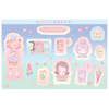 Vacation~sticker sheet - punimelt
