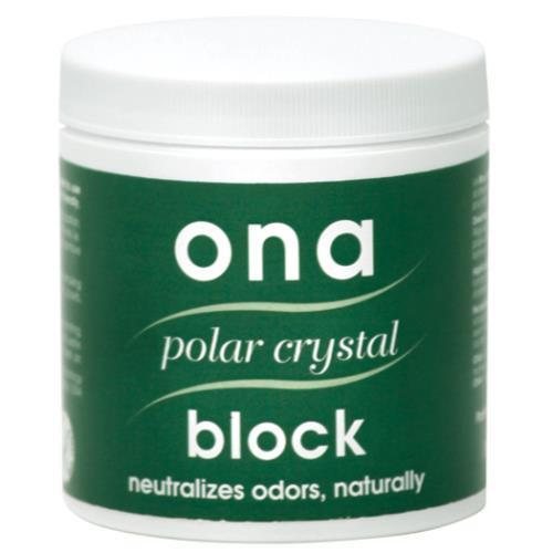 Ona Block Polar Crystal 6 oz (48/cs)