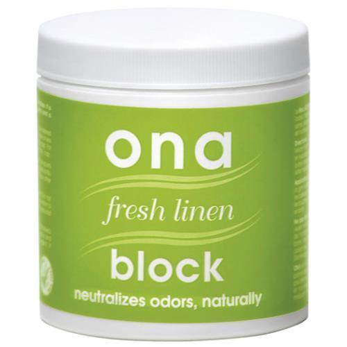 Ona Block Fresh Linen 6 oz (48/Cs)