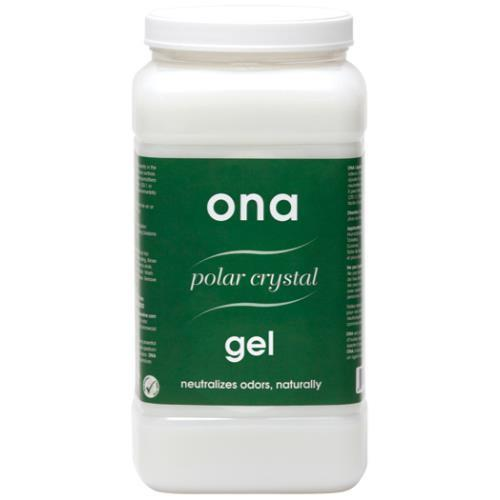 Ona Gel Polar Crystal Gallon Jar (4/Cs)