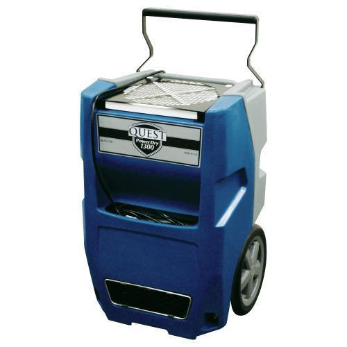 Quest PowerDry 1300 Dehumidifier