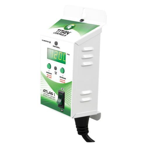 Titan Controls Atlas 1 - CO2 Monitor/Controller