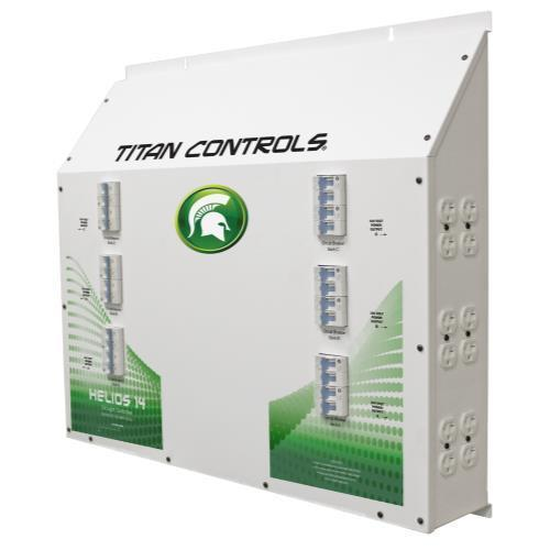 Titan Controls Helios 14 - 24 Light Controller w/ Timer