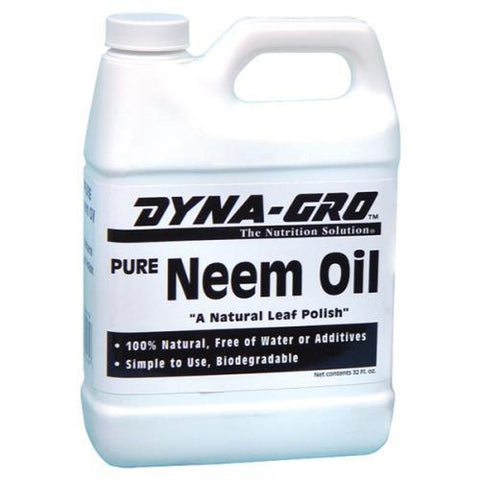 Dyna-Gro Pure Neem Oil Quart (12/Cs)
