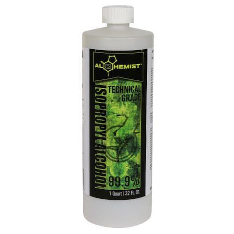 Alchemist Isopropyl Alcohol 99.9% Quart Case of 12