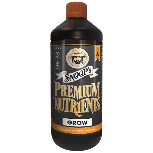 Snoop's Premium Nutrients Grow A Circulating 1 Liter (Hydro Recirculating) (12/Cs)