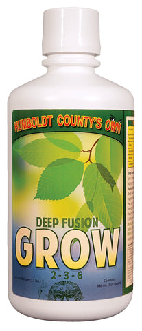 Emerald Triangle Deep Fusion Grow Quart (12/Cs)