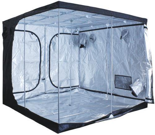 Sun Hut Blackout 410 - 7.9 ft x 7.9 ft x 6.6 ft