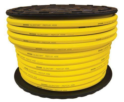 Dramm ColorStorm Premium Rubber Hose 5/8 in x 330 ft Yellow
