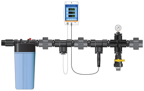 Dosatron Nutrient Delivery System - Nutrient Monitor Kit 40 GPM (SO)
