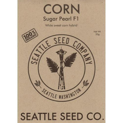 Corn - Sugar Pearl OG , Pack of 6