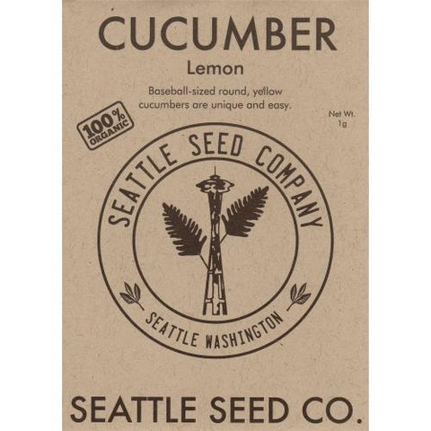 Cucumber - Lemon OG, Pack of 6