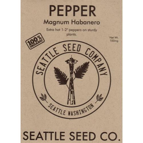 Pepper - Habanero OG, Pack of 6