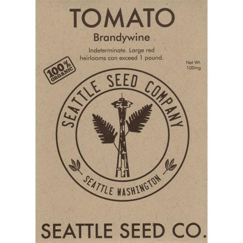 Tomato - Brandywine OG, Pack of 6
