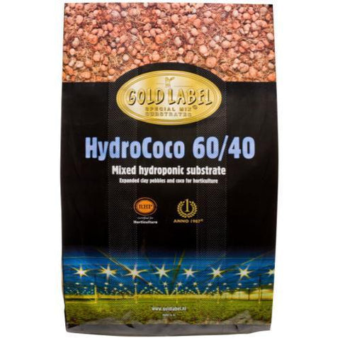 Gold Label HydroCoco 60/40 - 45 Liter (60/Plt)