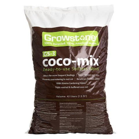 Growstone GS-3 Coco Mix 1.5 cu ft. Bag (60/Plt)