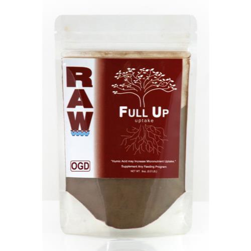 RAW Full Up 8 oz (6/Cs)