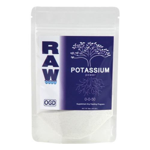 RAW Potassium 8 oz (6/Cs)