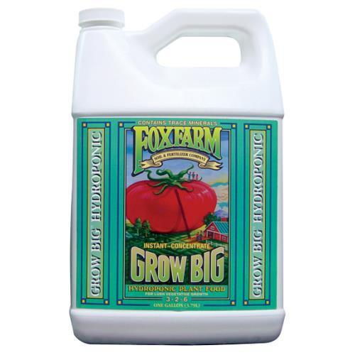FoxFarm Grow Big Hydroponic Gallon (4/Cs)