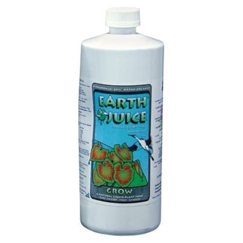 Earth Juice Grow Quart (12/Cs)