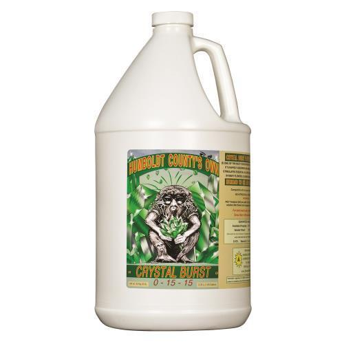 Emerald Triangle Crystal Burst Gallon (4/Cs)