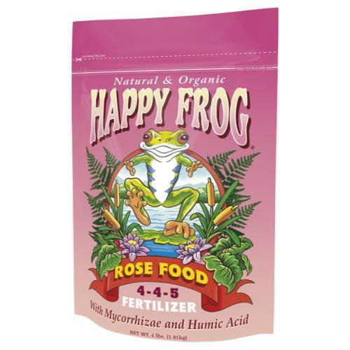 Happy Frog Rose Food Fertilizer 4 lb (12/Cs)