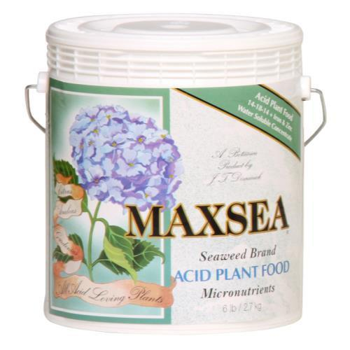 Maxsea Acid Plant Food 6 lb (4/Cs)