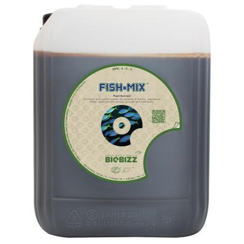 BioBizz Fish-Mix 10 Liter (1/Cs)