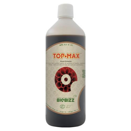 BioBizz Top-Max 1 Liter (16/Cs)