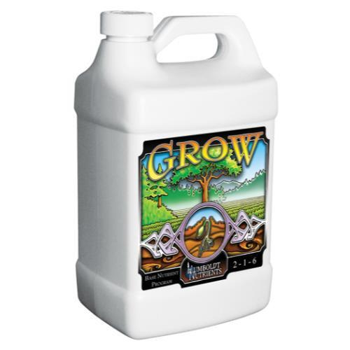 Humboldt Nutrients Grow Gallon (4/Cs)
