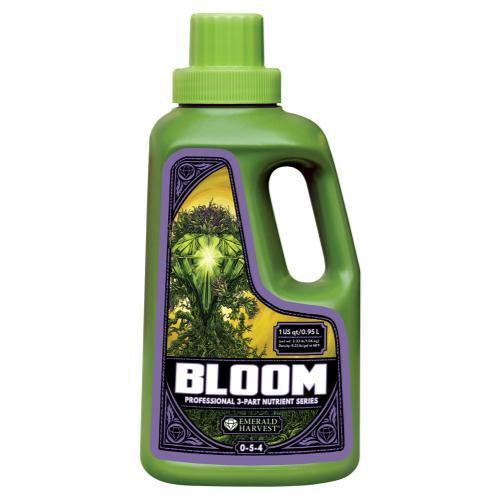 Emerald Harvest Bloom Quart/0.95 Liter (12/Cs)