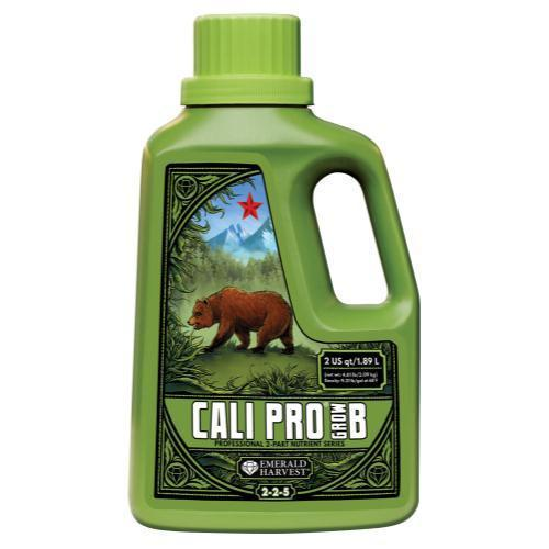 Emerald Harvest Cali Pro Grow B 2 Quart/1.9 Liter (6/Cs)