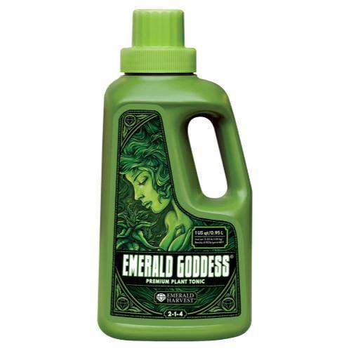Emerald Harvest Emerald Goddess Qrt/0.95 L (12/Cs)