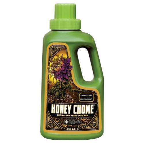 Emerald Harvest Honey Chome Quart/0.95 Liter (12/Cs)