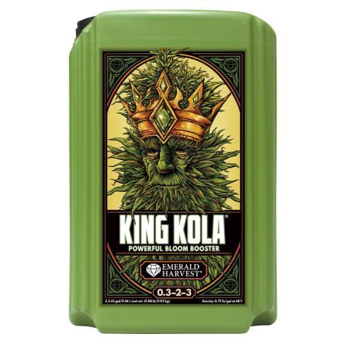 Emerald Harvest King Kola 2.5 Gal/9.46 L (2/Cs)
