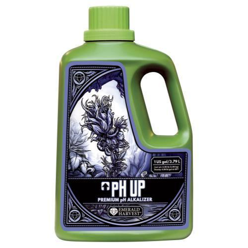 Emerald Harvest pH Up Gallon/3.79 Liter (4/Cs), Case of 4