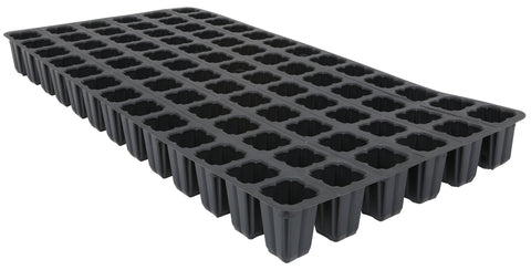 Super Sprouter 78 Cell I - Hort Germination Insert Tray - Square Holes (50/Cs), Case of 50