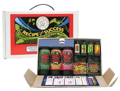 Recipe For Success Starter Kit (6/Cs)