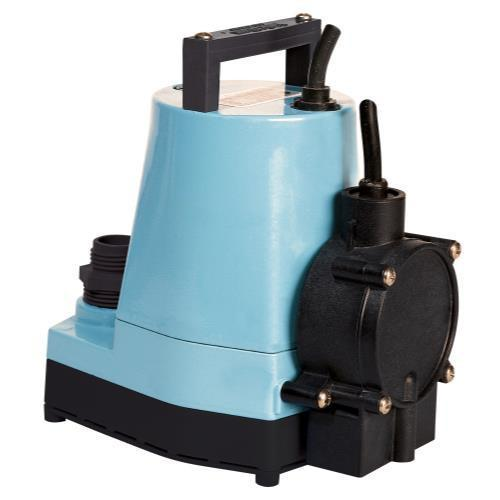Little Giant 5-ASP Submersible Pump Blue 1200 GPH (4/Cs)