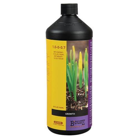 BCuzz Growth Quart (12/Cs)