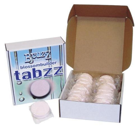 BCuzz Tabzz Box of 18