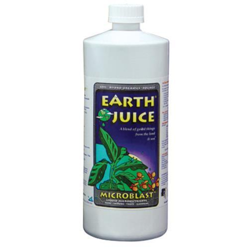 Earth Juice Microblast Quart (12/Cs)