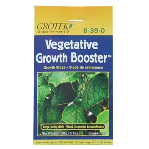 Grotek Vegetative Growth Booster 20 gm (10/Cs)
