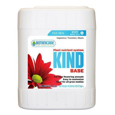 Botanicare Kind Base 5 Gallon