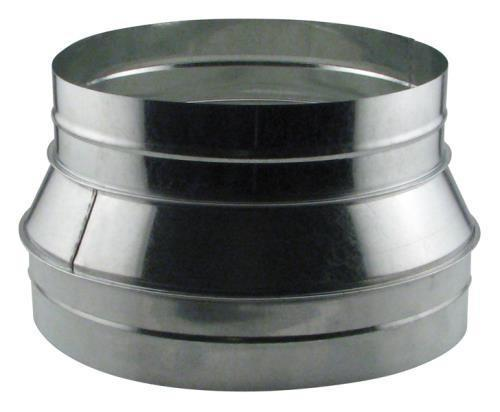 Ideal-Air Duct Reducer 14 in - 12 in (12/Cs)