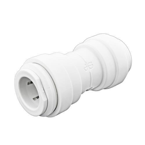 Ideal H2O JG Quick Connect Fitting - Straight - 1/2 in - White Bag of 10