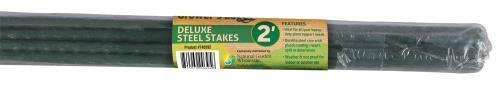 Grower's Edge Deluxe Steel Stake 2 ft Bag of 20