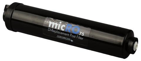 Hydro-Logic micRO-75 Inline DI Replacement Post Filter