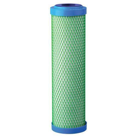 Hydro-Logic Stealth RO/Small Boy Green - Cocnut Carbon Filter
