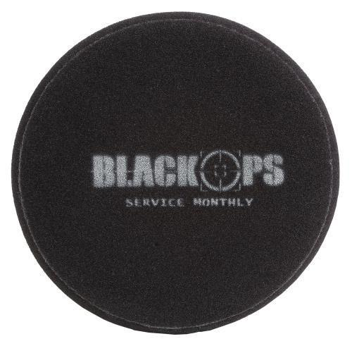 Black Ops HEPA Foam Intake Filter 4 in (6/Cs)